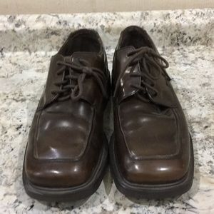 Kenneth Cole Reaction Lace Up Shoes